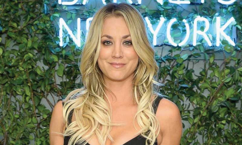 Muscle kaley cuoco 18 Workout